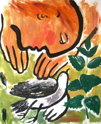 sorrow-in-the-garden-monoprint