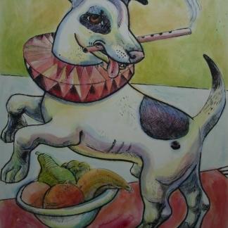 Mother Hubbard's dog